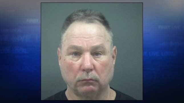 Richard Stephen Slebioda, jail booking photo