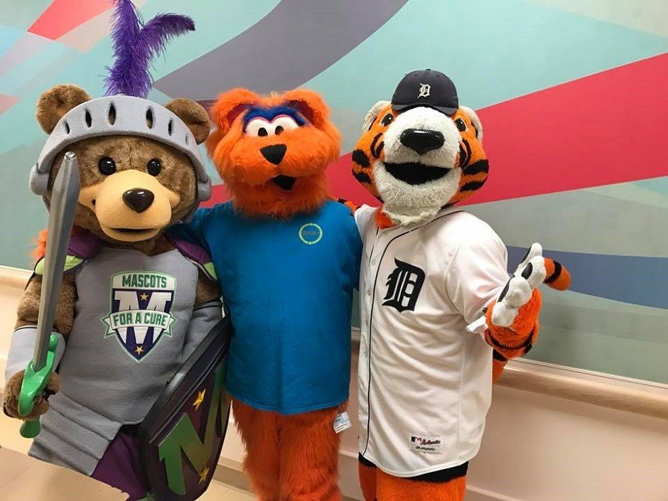 Courtesy: Mascots for a Cure