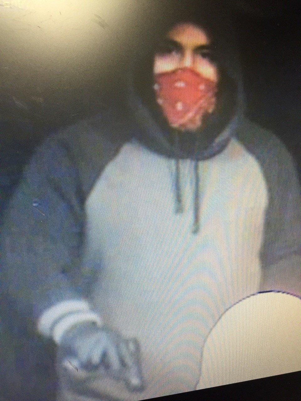 Robbery suspect (Courtesy: Oregon City Police)
