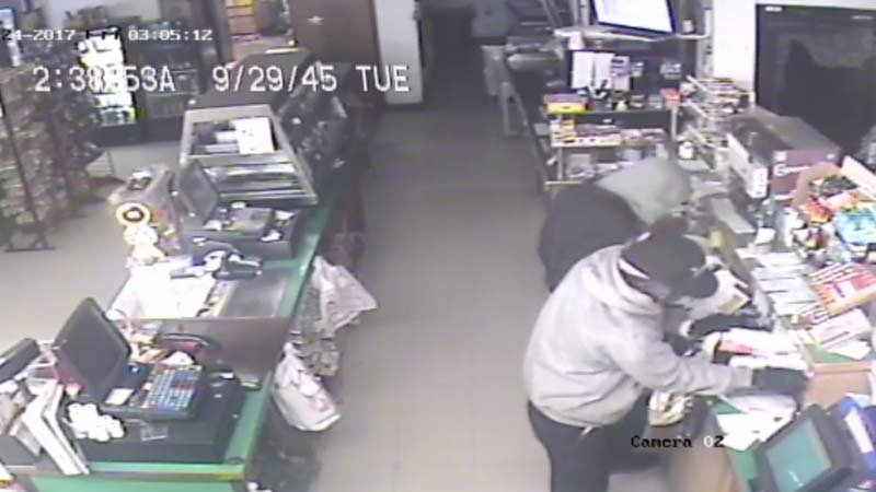Surveillance image: Marion County Sheriff's Office