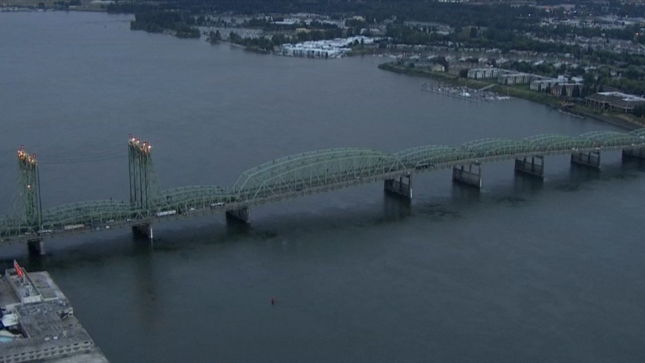 Interstate Bridge (KPTV/Air 12 file image)