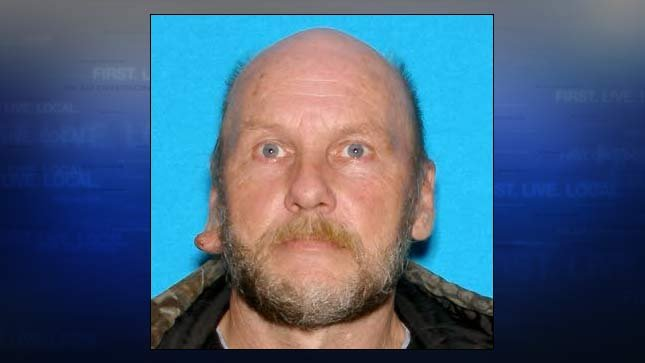 Kerry Dean Berglin, photo released by Gladstone Police Department