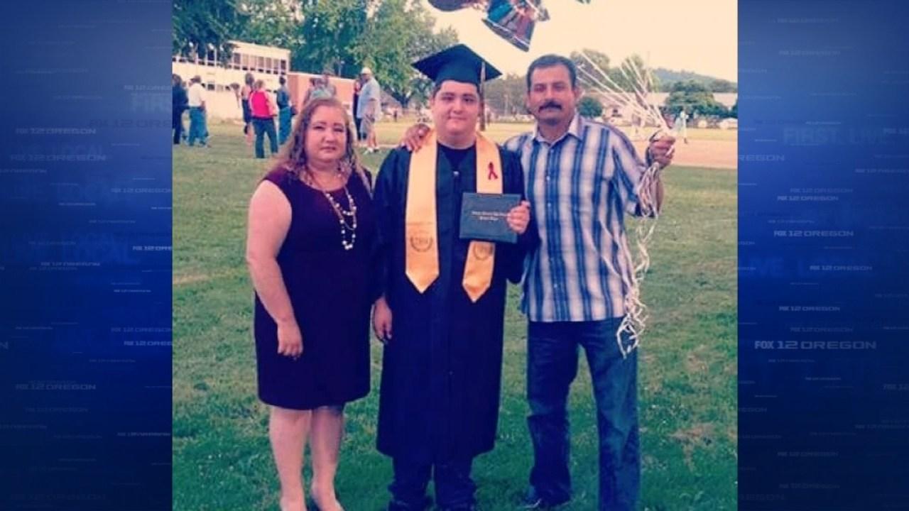 Emmanuel Ayala Frutos, family photo