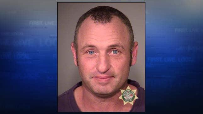 Larry Hudson, jail booking photo