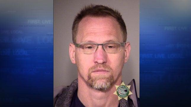 Philip Schaefer, jail booking photo