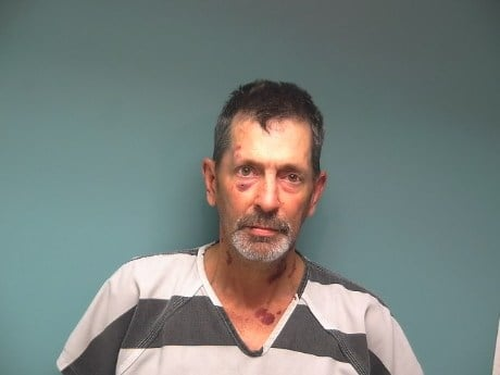David Tabler, jail booking photo