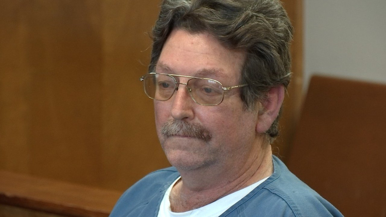 Edward Fitchett in court Tuesday. (KPTV)
