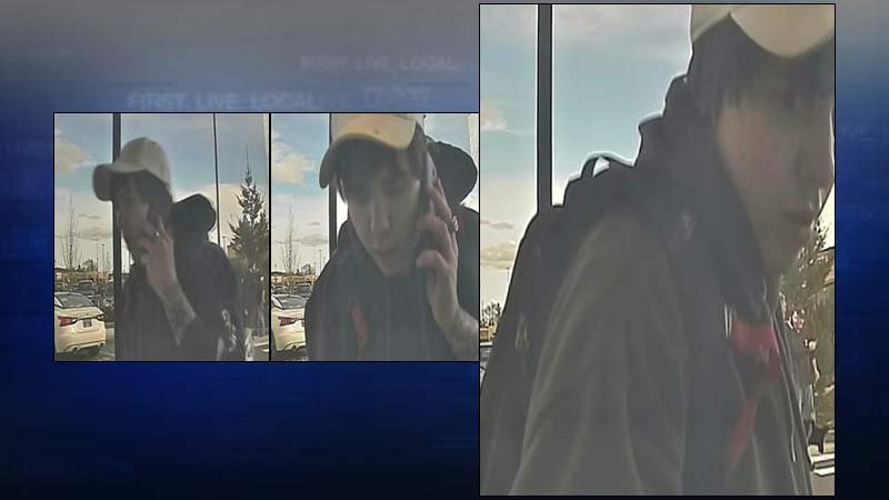 Surveillance images released by Tualatin Police Department