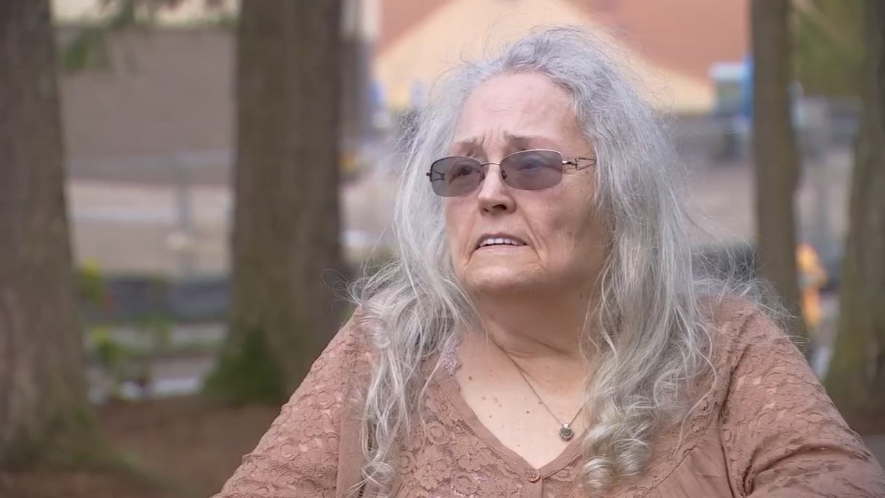Marian Hayden says a scammer pretended to be her grandson and stole thousands of dollars. (KPTV)