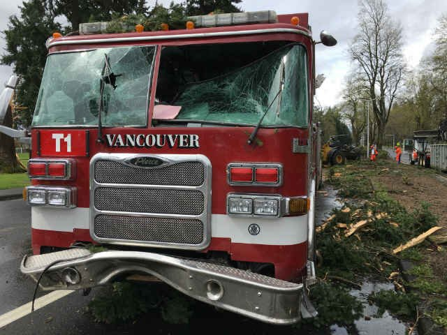 Photo: Vancouver Fire Department