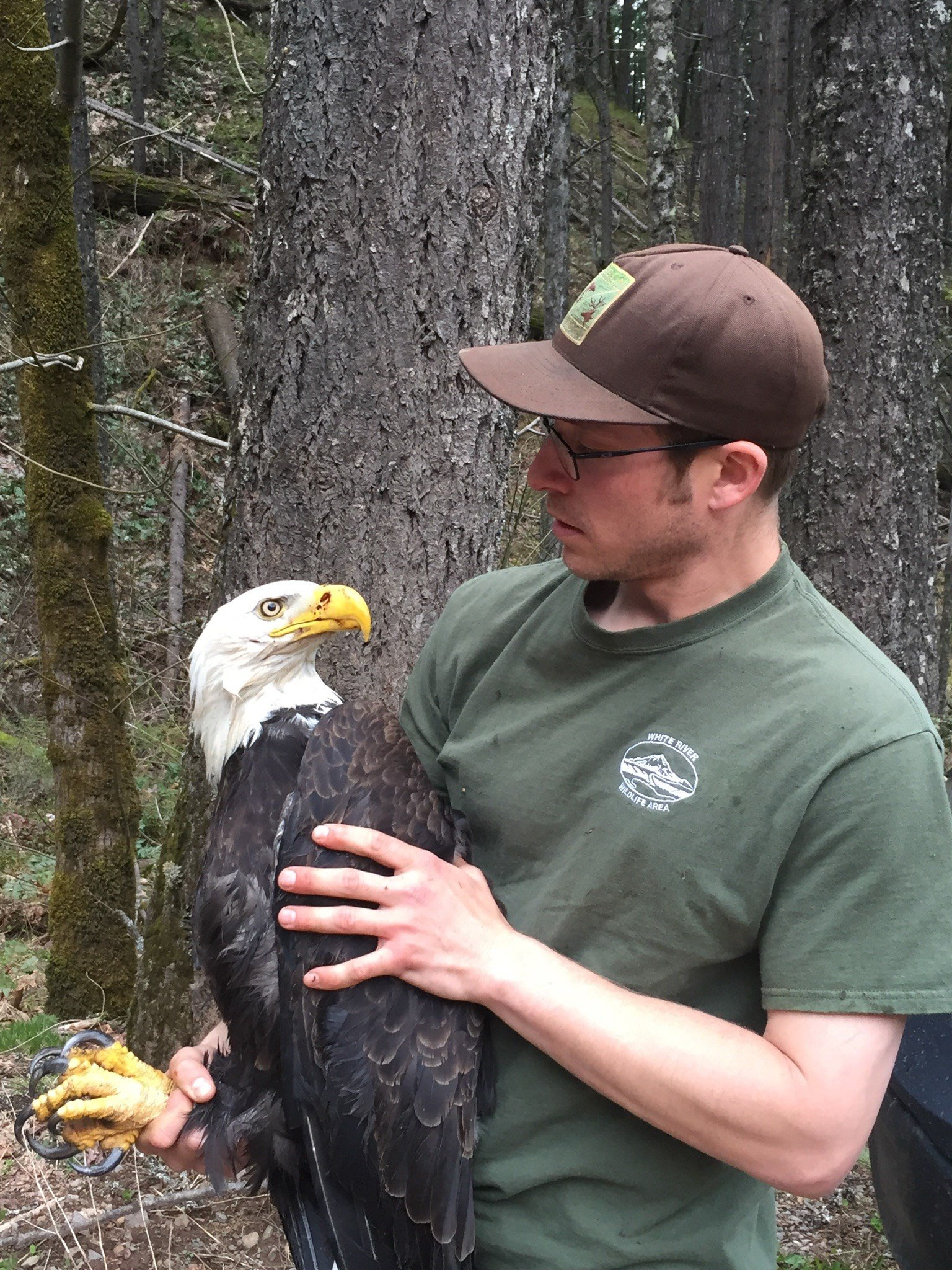 (Oregon State Police/Oregon Dept. of Fish & Wildlife)