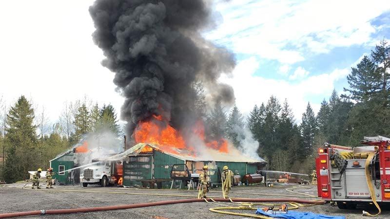 Photo: Clark County Fire & Rescue