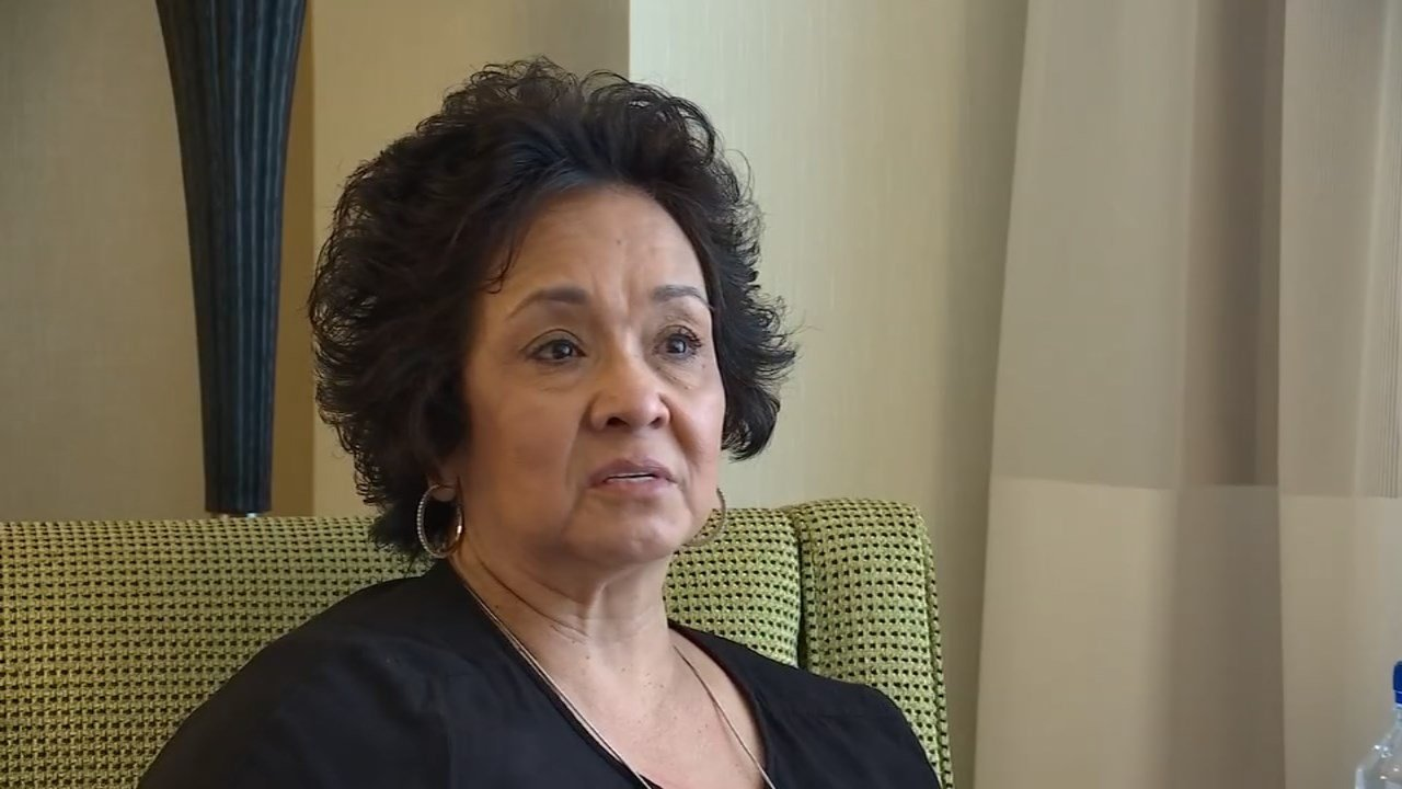 Jessika Cavazos' mother, Pattie Leyva-Mullens. (KPTV)