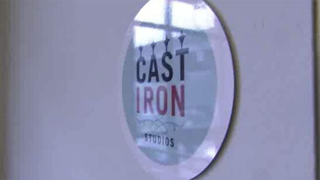 Cast Iron Studios in Portland (KPTV file image)