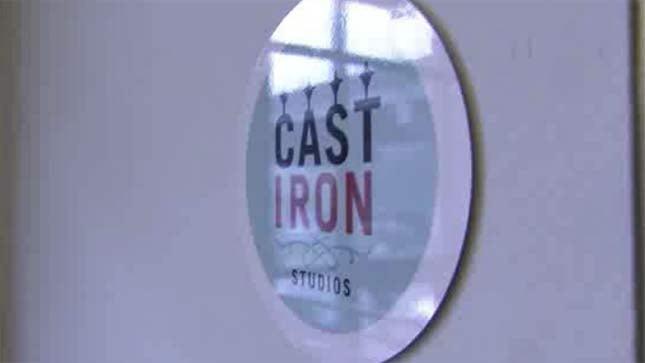 Cast Iron Studios in Portland (KPTV file image)
