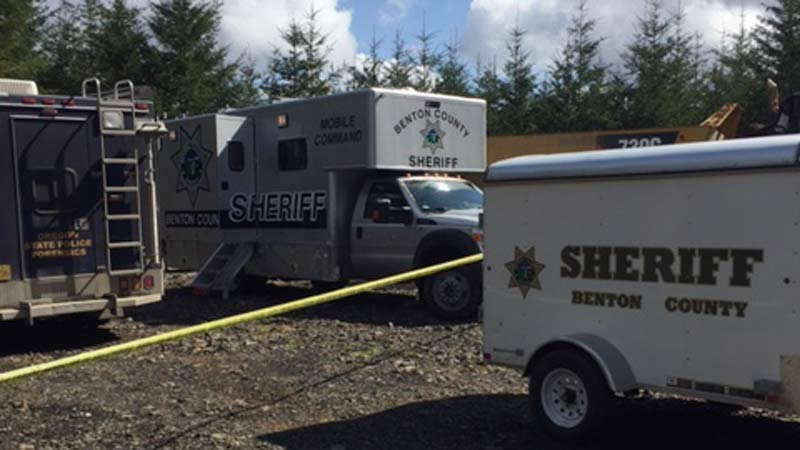 Photo: Benton County Sheriff's Office