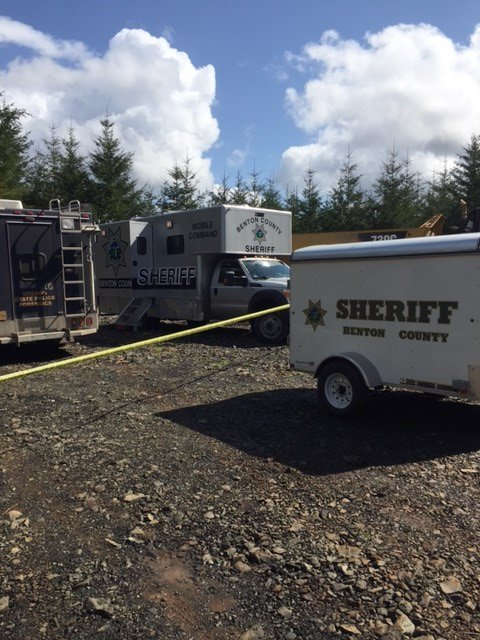 Photo: Benton County Sheriff's Office