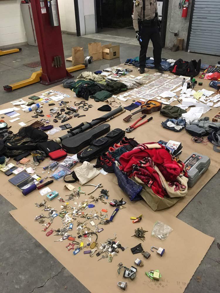 Evidence photo: Washington County Sheriff's Office