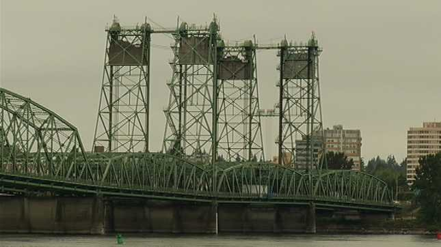 Interstate Bridge (KPTV file image)