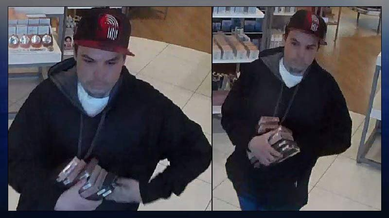 Surveillance images released by Corvallis PD