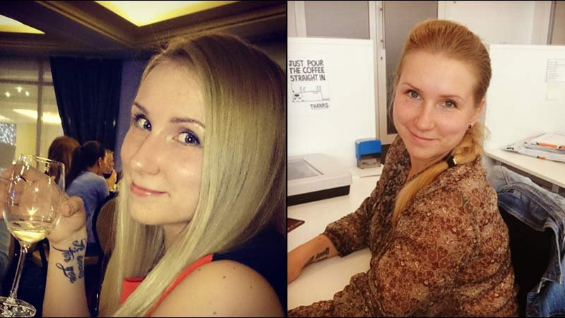 Anna Alekseyevna Repkina (Photos released by Benton County Sheriff's Office)