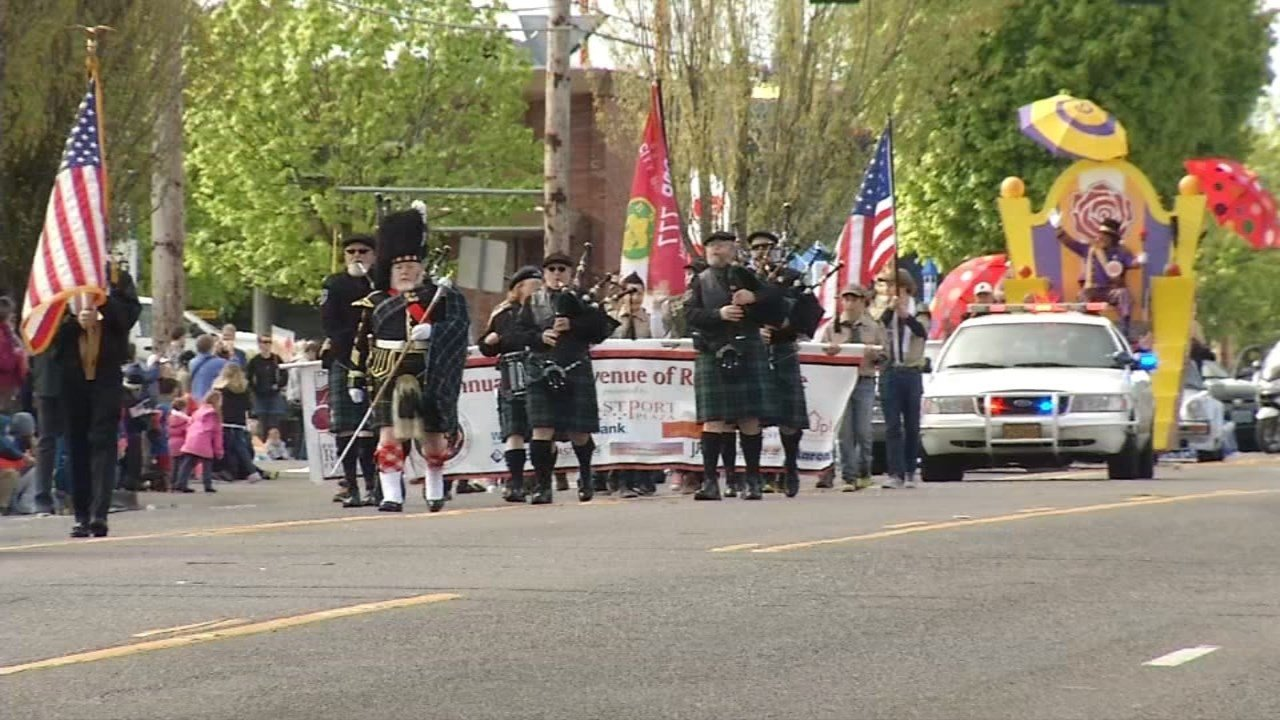 Annual 82nd Avenue of Roses Parade (KPTV file image)
