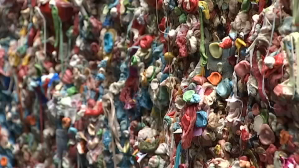 Seattle Gum Wall File Image