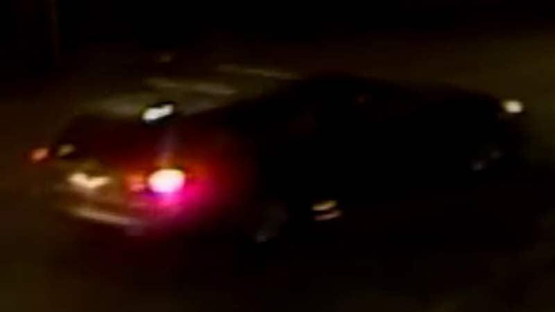 Biketown vandalism suspect vehicle. (Crime Stoppers of Oregon/Portland Police Bureau)