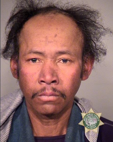 Ly Quang Tran booking photo (Multnomah Co. Jail)