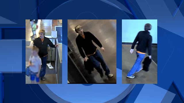 Surveillance images released by Vancouver Police Department.