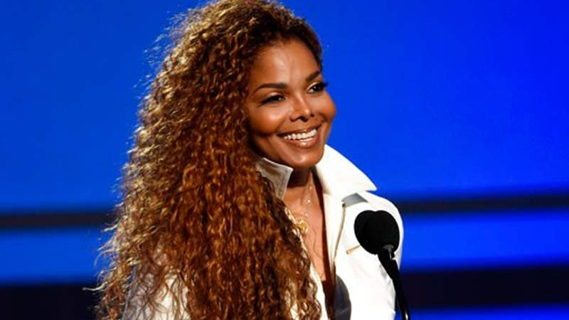 (Photo by Chris Pizzello/Invision/AP File) In this June 28, 2015, file photo, Janet Jackson accepts the ultimate icon: music dance visual award at the BET Awards in Los Angeles.