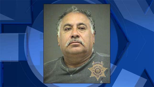 Mario Mendez Ruiz, jail booking photo