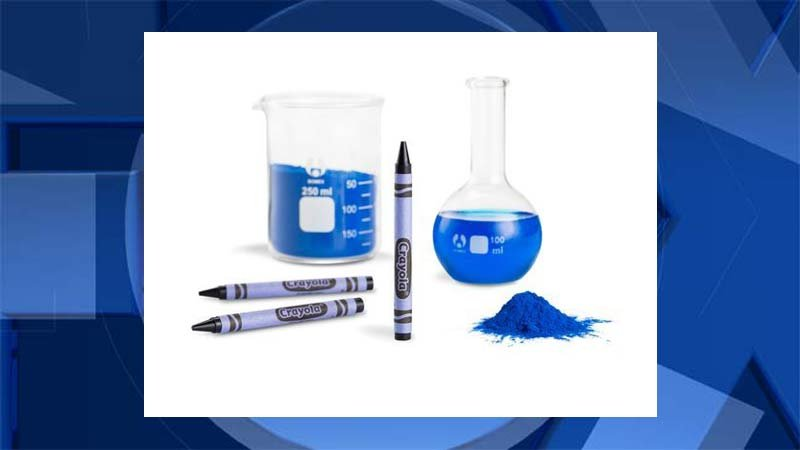 Crayola Announces Name Of New Blue Hue — O Bluetiful