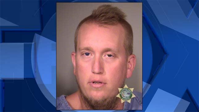 Wesley Thomas Searles, jail booking photo
