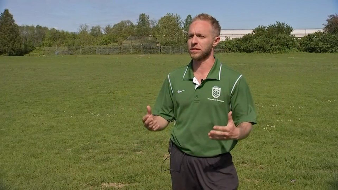 PCFC coach Kaig Lightner said he rarely discusses the fact that he is transgender with people in the sports world because it is not necessarily an easy thing to explain. (KPTV)