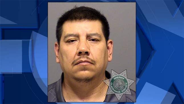 Eligio Jose Baltier-Carranza, jail booking photo