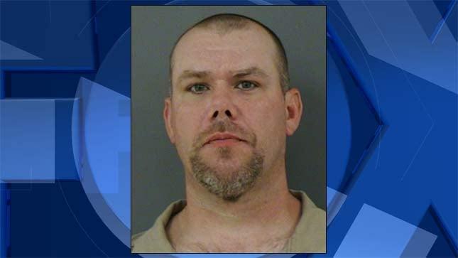 Jeffrey James Allen, jail booking photo