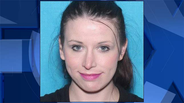 Samantha Gaines, jail booking photo