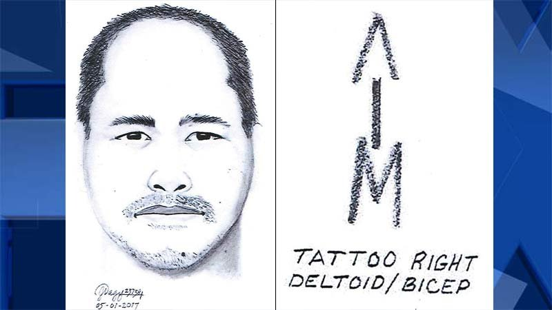 Images released by Multnomah County Medical Examiner's Office.