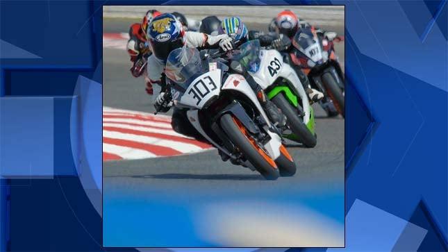Photo: Oregon Motorcycle Road Racing Association