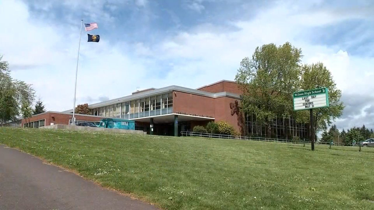 Wilson High School (KPTV)