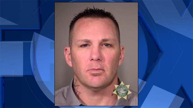 Joel Aaron Schrantz, jail booking photo