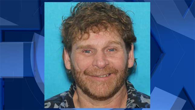 Brian Elliott Bruns, photo released by Portland Police Bureau