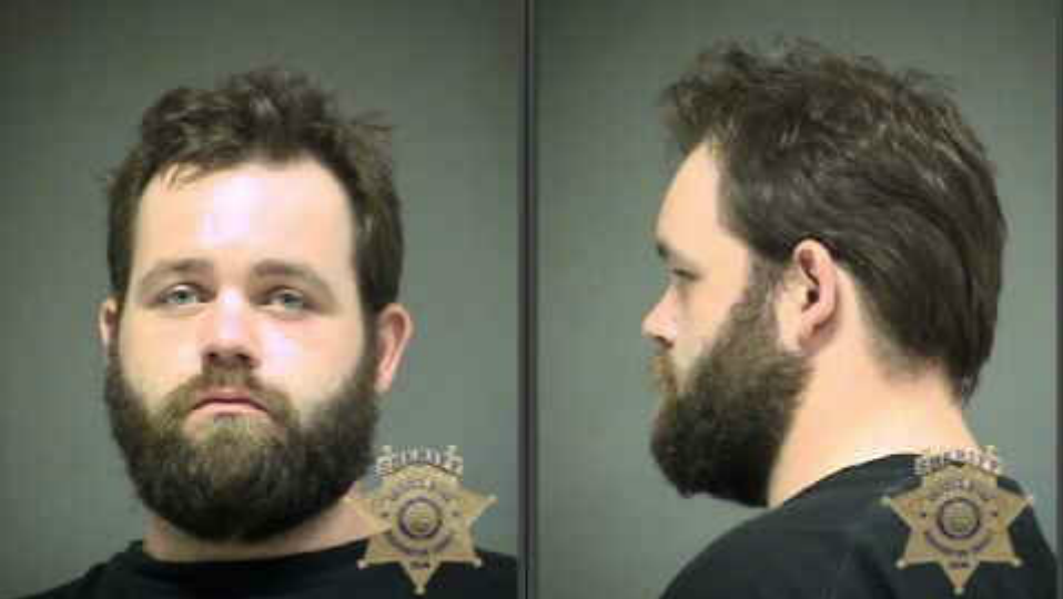 Previous booking photo of Troix Chandler (Courtesy: Beaverton Police Department)