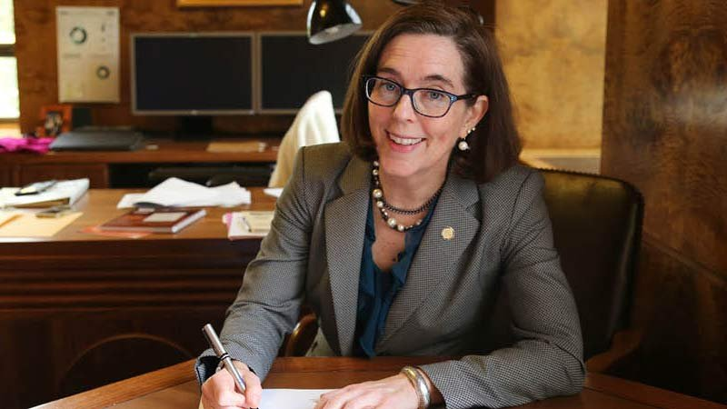 Gov. Kate Brown (Photo: Basic Rights Oregon)