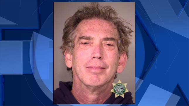 Willard Earl Tow, jail booking photo
