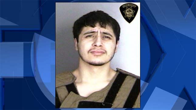 Jose Manzur-Roldan, jail booking photo