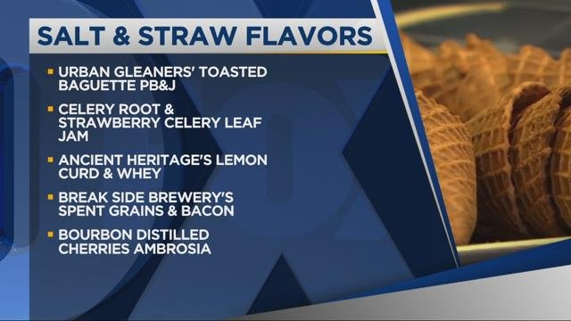 Salt & Straw to offer food waste-inspired flavors for June