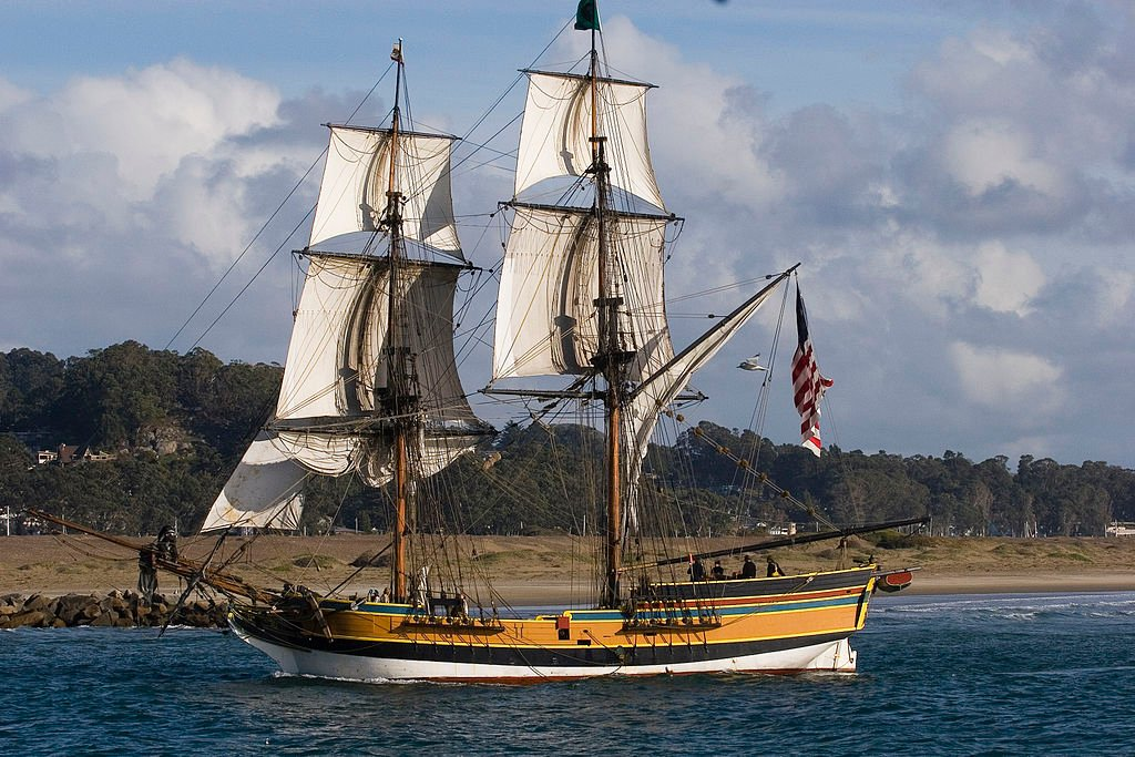 File photo of the Lady Washington
