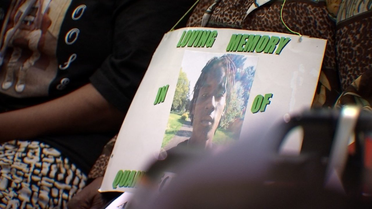 Family members of Quanice Hayes spoke at Wednesday's City Council meeting more than three months after he was shot and killed by a Portland police officer. (KPTV)